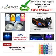 buy it rtd mo2d led motorcycle headlight headls for yamaha