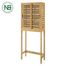 bambus stehen raum schoner bad schrank buy bambus bad schrank bambus raumwunder bad schrank bambus stehen badezimmerschrank product on alibaba