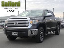 Pre-Owned 2015 Toyota Tundra 4WD Truck Limited CrewMax In Salisbury ...