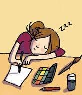je ne suis pas au bureau comment ne pas s endormir au boulot couleurs