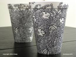 85 best paper cup images on Pinterest