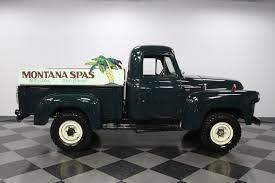 100 1957 International Truck Harvester 4x4 Pickup Streetside Classics The