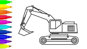 Awesome Backhoe Coloring Pages | Vehicle Coloring Page Learn Colors With Dump Truck Coloring Pages Cstruction Vehicles Big Cartoon Cstruction Truck Page For Kids Coloring Pages Awesome Trucks Fresh Tipper Gallery Printable Sheet Transportation Wonderful Dump Co 9183 Tough Free Equipment Colors Vehicles Site Pin By Rainbow Cars 4 Kids On Car And For 78203