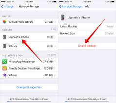 iCloud Backup Not Working in iOS 9 on iPhone and iPad How to Fix
