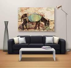 moderne wandmalerei natur gedruckt leinwand wohnkultur