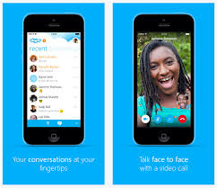 Skype for iPhone s support for iOS 8 s Interactive