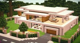maison de luxe minecraft minecraft maison moderne de luxe l impression 3d