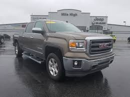 Used 2014 GMC Sierra 1500 SLT For Sale | Butte MT Used 2017 Gmc Sierra 1500 Slt 4x4 Truck For Sale In Dothan Al 000t7703 Lifted 08 Gmc 2019 20 Top Upcoming Cars 2014 Anderson Auto Group Lincoln 2016 Denali Ada Ok Kz114756a Truck For Sales Maryland Dealer 2008 Silverado 2500hd Lunch In Canteen Walla Vehicles 2015 Crew Cab Colwood Cart Mart New Used And Preowned Buick Chevrolet Cars Trucks 4wd All Terrain At L Trucks Hammond Louisiana