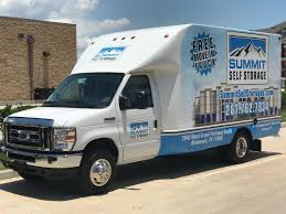 100 Truck Rentals For Moving Free Rental In Richmond TX At Summit Self Storage
