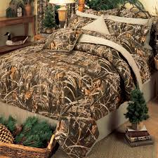 Camouflage forter Sets California King Size Realtree Max 4