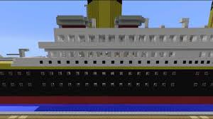 minecraft titanic on server no worldedit by saj4ik youtube