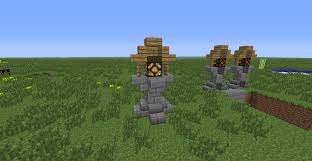 Minecraft Redstone Glowstone Lamp by While You Were All Busy With The New Redstone Blocks I Had The