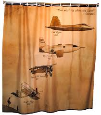 Beef Curtains Urban Dictionary by Airplane Shower Curtain Flying Home Pinterest Aviation Decor