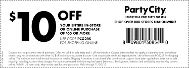 Party City Printable Coupon | Homemaking | Free Printable ... Party City Coupons Shopping Deals Promo Codes December Coupons Free Candy On 5 Spent 10 Off Coupon Binocular Blazing Arrow Valley Pinned June 18th 50 And More At Or 2011 Hd Png Download 816x10454483218 City 40 September Ivysport Nashville Tennessee Twitter Its A Party Forthouston More Printable Online Iparty Coupon Code Get Printable Discount Link Here Boaversdirectcom Code Dillon Francis Halloween Costumes Ideas For Pets By Thanh Le Issuu