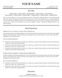What Is A Job Title On Resume Example Of In Intern 2