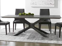 Essential For Living District Ash Grey/ Distressed Black 87'' Wide  Rectangular Dining Table Solid Victoria Ash Ding Table With Angled Black Leg Design Extending First Albert Light Matt A Shaped Legs Designa 120187cm Melamine Grey Ding Room Ideas Chairs Daisy Modern Tables Sohoconcept Halsey 7piece Splay By Bernards At Wayside Fniture Lynd Dark Ash Liberty Home Dcor Online Lanesborough Hadley Rose Cannelle Gold Capped Barker Stonehouse