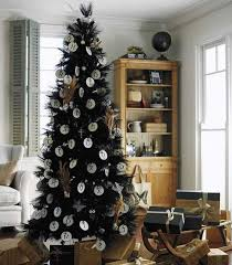 Black Christmas Tree Ideas 22 Unique Dcor Digsdigs