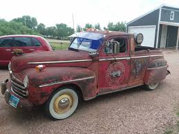 1948 Ford Rat Rod Pickup - Used Ford Other Pickups For Sale In Murdo ...