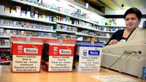 prix pot de tabac des pots de tabac plus légers vendus plus chers édition