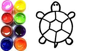 Coloriage Imprimer Tortue TelematikInstitutorg