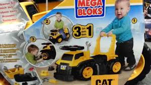 CAT Mega Bloks 3 In 1 Ride On - YouTube Buy Mega Bloks Cat Large Vehicle Dump Truck In Cheap Price On 3 In 1 Ride On Man Christmas 27pc Cat Toy Set Stage Stores 12 Bsp Amazoncom Caterpillar Constructor Toys Games Lil Cnd88 From 2349 Nextag Mb Truck Platform Bx9 Factcool Bloks Push Along And Sitride Toy Articulated Trade Me