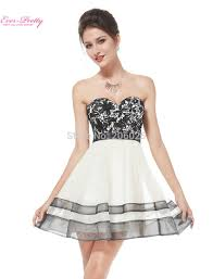online get cheap short white cocktail dress aliexpress com