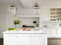 Kitchen lantern lights kitchen traditional with bright white