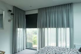 Searsca Sheer Curtains by Dollar Curtains U0026 Blinds Wavefold Sheer Curtains U0026 Blockout Roller