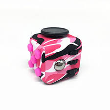 CHIRISEN Fidget Cube Relieves Stress And Anxiety For