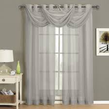Searsca Sheer Curtains by Curtains And Valances