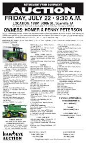 Midwestauction.com - 6 Tractors/JD Combine-heads/tillage Equipment ... Hawkeye Truck Best Image Kusaboshicom 19 Sioux City Ia Ad Manufacturers Of Good Trucks At History And Culture By Bicycle Company Hawkeye Trucking Native Enterprise Dbe Willcox California Electric Drive Salt Sand Spreaders 2018 Greater Iowa Asphalt Conference Equipment Expo Blows Up Apai Bandit Series Sees Firsttime Winner In Tommy Boileau Des Moines Ertl Colctible 1931 Versatility With Style Auto Accsories 28 Photos Parts Supplies 505