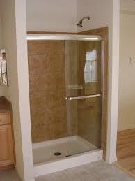 fiberglass shower inserts one fiberglass shower stalls
