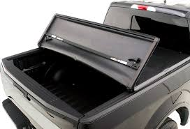 15-17 Ford F150 Tri-fold Tonneau Cover | Princess Auto