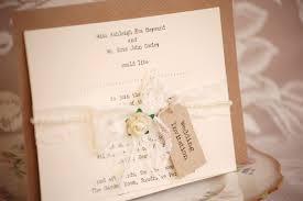Wedding Invitation Cards Vintage Style