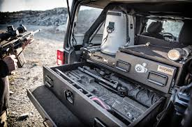 100 Truck Bed Gun Storage Vaults Secure On The Trail TREAD Magazine