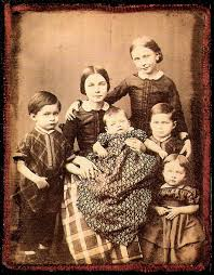 Bilder Von Schumanns Kindern Und Clara Schumann Die Joachim Brahms Bei Ihren Besuchen Mitbrachten