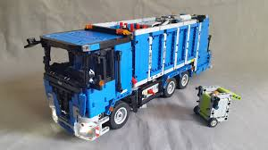 LEGO IDEAS - Product Ideas - European Garbage Truck