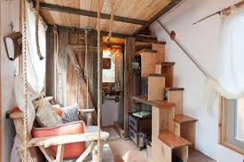 Creative Ideas For Building Tiny House Stairs Houses