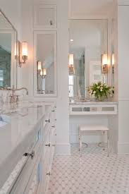 patterned tile bathroom floors on houzz style at home