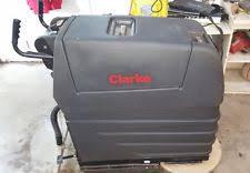 Clarke Floor Scrubber Pads by Clarke Ride On Sweepers Ebay