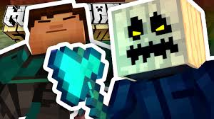 Lumpkin The Pumpkin Book by Minecraft Story Mode Someone Else Dies 6 2 Youtube