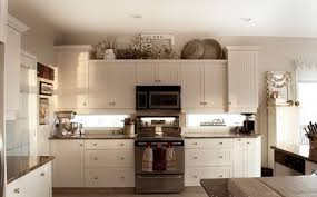 Above Kitchen Cabinet Christmas Decor by Cabinets Over Kitchen Over Kitchen Lighting Fixtures Over