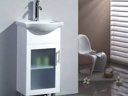 Small Wall Mounted Corner Bathroom Sink by Space Saving Bathroom Vanitylarge Size Of Home Small Corner