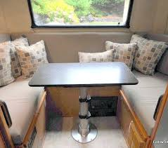 Rv Dining Table And Chairs With Leaf Tables Home Design