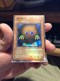Yugioh Best Kuriboh Deck by I Was Looking Through My Old Yu Gi Oh Cards And Found This Imgur