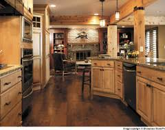 floors maple cabinets ourcozycatcottage