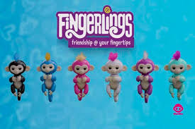 Fingerlings Are Robotic Interactive Monkeys