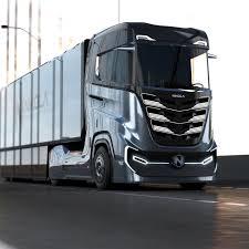 100 Motor Truck Nikola Teases A Thirdgeneration Hydrogen Semi Truck For Europe And