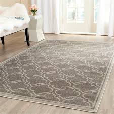 Brilliant Amherst Collection Safavieh Inside Beige And Grey Area
