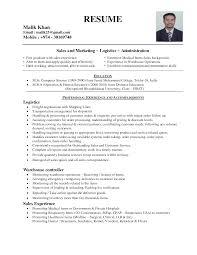 Higher Education Resume Format For Teachers